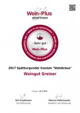 Marcus Hofschuster bewertet vier weitere Weine - Unsere 2017er Spätburgunder & 2018 Chasselas & Rosé + SEHR GUT +
