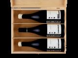 Symphonie Blanc - Trio unserer Weißweinen in exquisiter Holzkiste - zwei Lieblingsweine von Marcus Hofschuster