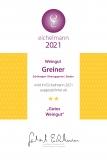 Eichelmann 2021 zeichnet Weingut GREINER mit 2 Sternen aus